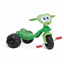 Triciclo Infantil Zootico Froggy Bandeirante Motoquinha