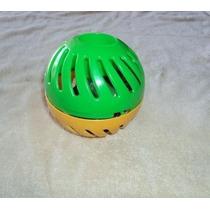 Brinquedo Antigo Aqua Bomba Angélica Glasslite S/uso