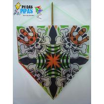 Combo - 200 Pipas + 200 Rabiolas + 60 Linhas - Frete Grátis