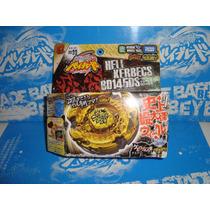 Beyblade Bb-99 Hell Kerbecs Mr145ds Original Takara T