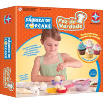 Fabrica De Cupcake - Faz De Verdade - Estrela