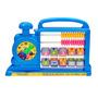 Abaco Educativo Para Crianças Trenzinho Azul Frete Grátis