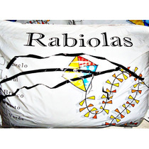 Rabiola De Pipa Industrial - Pacote Com 500 Metros - Preta