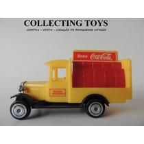 Miniatura De Caminhão - Coca Cola (nop)