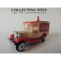 Miniatura De Caminhão - Coca Cola - (ay 35)