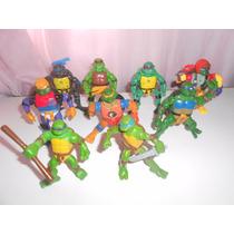 Lote De Tartaruga Ninja R$80,00 + Frete