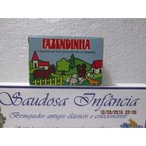 Rara Fazendinha 6 - Brinquedos Mimo Plástico Era R$100,00