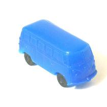 Cod-085 Vw Kombi Brinquedo Em Plastico Bolha
