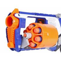 Brinquedo Pistola Lançador Nerf N- Strike Elite - Strongarm