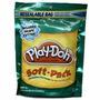 Massinha De Modelar Play-doh Soft Pack Resealable Bag 226g