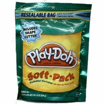 Massinha De Modelar Play-doh Soft Pack Resealable Bag 226g