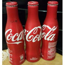 Garrafa Coca-cola De Alumínio - Unidade