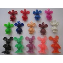 14 Miniaturas Bonecos Topo Gigio