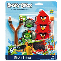 Jogo Angry Birds - Splat Strike - Dtc