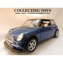 Miniatura Do Carro Mini Cooper - Gigante 1:10 - 36 Cm Compri