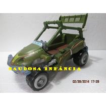Carro Jeep Max Steel Ótimo Estado Mattel 2001