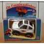 1987 Os Empinadinhos Sedan Branco - Emb. Lacrada - Estrela