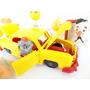Antigo Brinquedo Carro Mercedes Anos 50 Estrela Ideal Trol