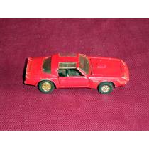 Carrinho Antigo Ferro Vermelho Ss-906 Esc 1/43 Para Reparo