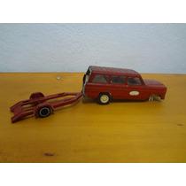 1965 Tonka Jeep Wagoneer Vintage- Brinquedo Antigo