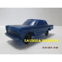 Miniatura Ford Galaxie Plastico Bolha Mimo Raro