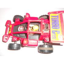 Carrinho Turbo Cross Da Estrela Anos 80 R$60,00 + Frete