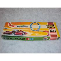 Brinquedo Antigo, Carro Trol Faller Hit Car Na Caixa.