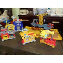 Pista Machbox Antiga Brinquedo Raro