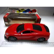 Carrinho Brinquedo Antigo Fricção Montreal Carro Na Caixa