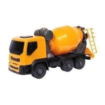 Caminhão Betoneira Brutale 1535 - Roma Brinquedos