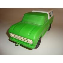 Antigo Carrinho De Plástico Soprado Chevrolet C10 D20 - Pevi