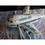 Avião Jumbo Jet 44 Cm