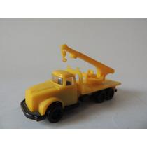Mini Caminhão Guindaste - Pevi - Anos 90 (p 25)