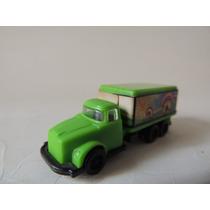 Mini Caminhão Baú - Pevi - Anos 90 (p 30)