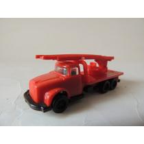 Mini Caminhão De Bombeiros - Pevi - Anos 90 (p 21)