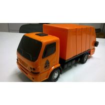 Caminhão De Lixo Brinquedo Caminhão Coleta Usado