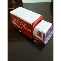 Vintage - Buddy L Antigo Caminhao Coca Cola - Japão