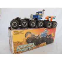 Dragão Da Estrela - A Máquina Monstro - Anos 80 (d-2)