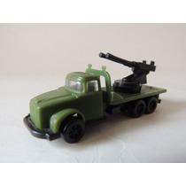Mini Caminhão Do Exército - Pevi - Anos 90 (p 19)