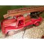 Caminhão Bombeiro Madeira Estrela 1957