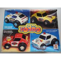 Coleção Brinquedos Antigos Rodão Mimo Na Caixa (bombeiro)!