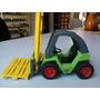 Empilhadeira Playmobil Miniatura Brinquedo Antigo Trator
