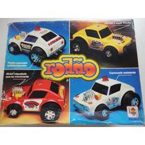 Coleção Brinquedos Antigos Rodão Mimo Na Caixa (ambulância)!