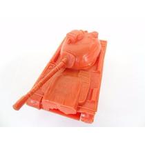 Antigo Brinquedo Gulliver De Tanque Guerra Para Restaurar