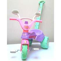 Triciclo Velotrol Star Girl - Cotiplás Promoção Frete Grátis