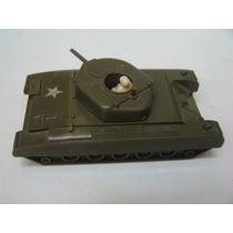 Brinquedos Mirim Antigo Tanque De Guerra Plástico Duro