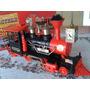 Trenzinho Maria Fumaça (smoking Locomotive)