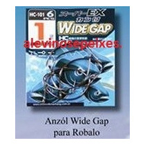 Anzol Wide Gap - 2/0 Alevinosepeixes