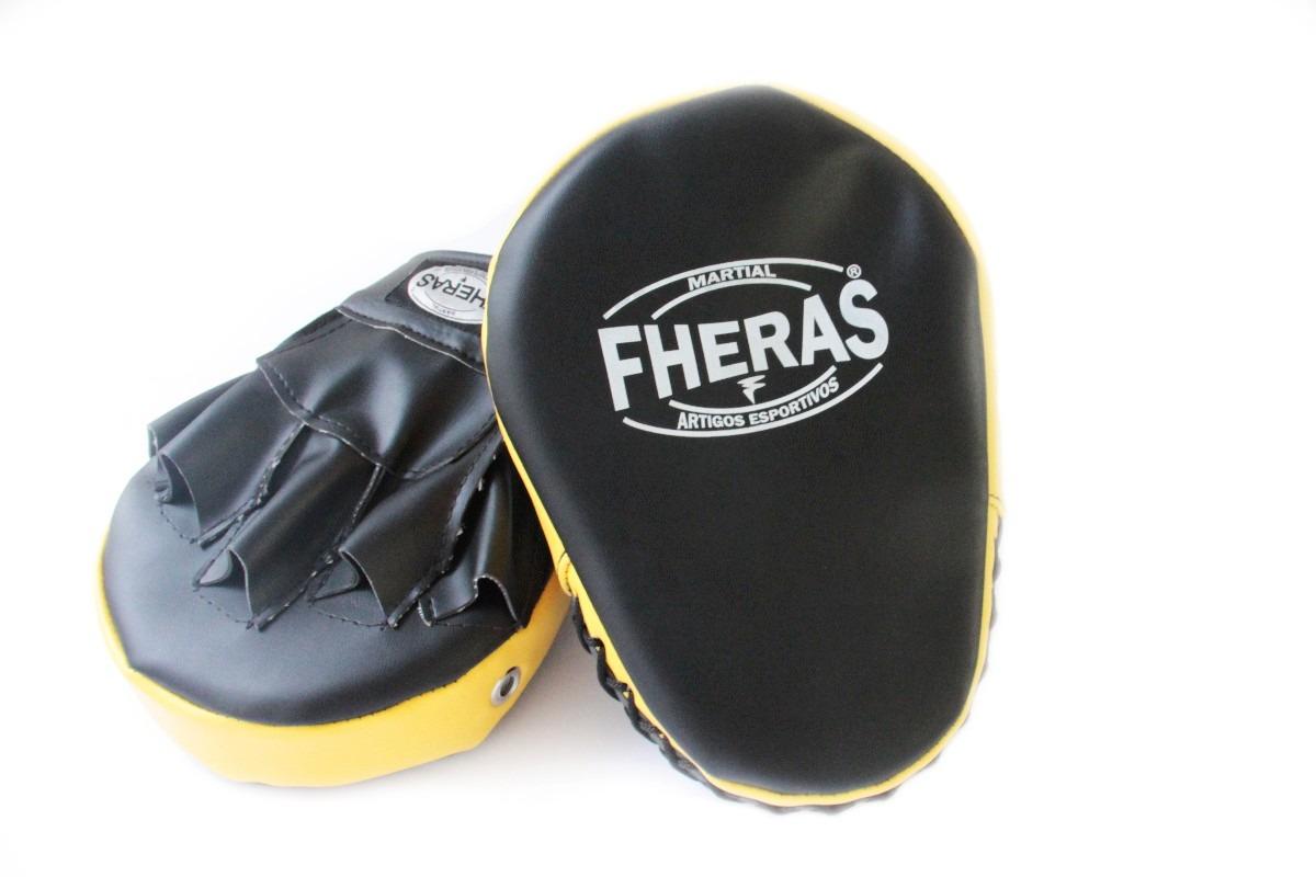 Artesanato Açoriano Florianopolis ~ Aparador De Socos Luvas De Foco Manopla Muay Thai Boxe