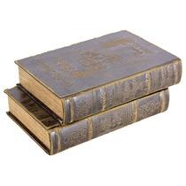 Book Shelf Prateleira Envelhecido Oldway